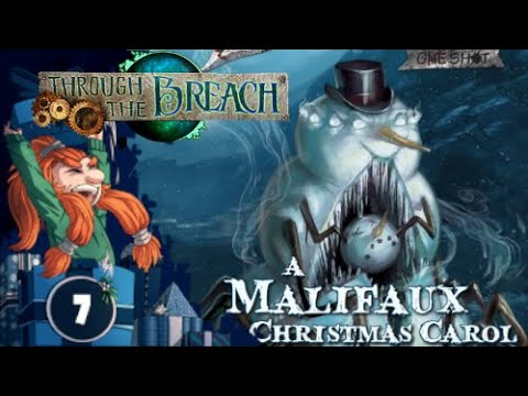 [Through the Breach] A Malifaux Christmas Carol (GER) | Pen and Paper Rollenspiel