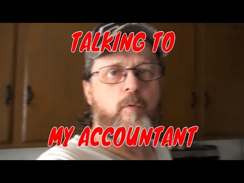 TALKING TO MY ACCOUNTANT