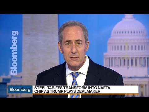 Former USTR Froman Says Trump Has Power to Do Tariffs on His Own