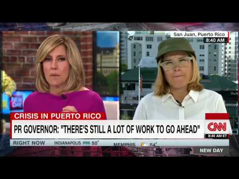 San Juan mayor grades Trump's performance