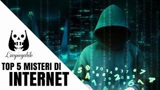 I 5 più grandi misteri di Internet ancora irrisolti