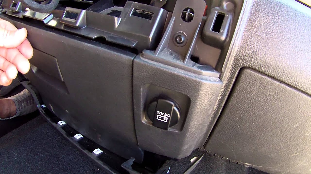 2009 Dodge Ram Blend Door Actuator Knocking Noise Repair Youtube