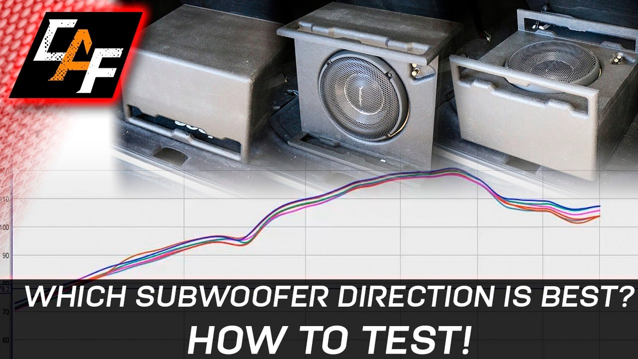 What Subwoofer Direction Is Best How To Test Caraudiofabrication Wiring Inside Box Youtube