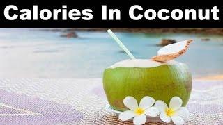 Calories In Coconut