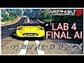 ASPHALT 8 - BMW HOMMAGE : Lab 4 Final AI