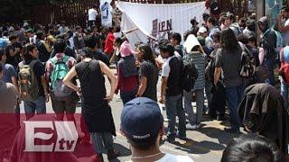 Peña Nieto habla del conflicto por el nuevo reglamento del IPN / Excélsior informa
