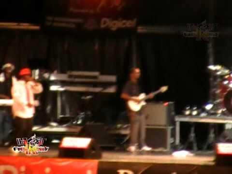 DOMINICA'S WORLD CREOLE MUSIC FESTIVAL 2012 @ DOMINICA - ASA BANTAN (PART.3)