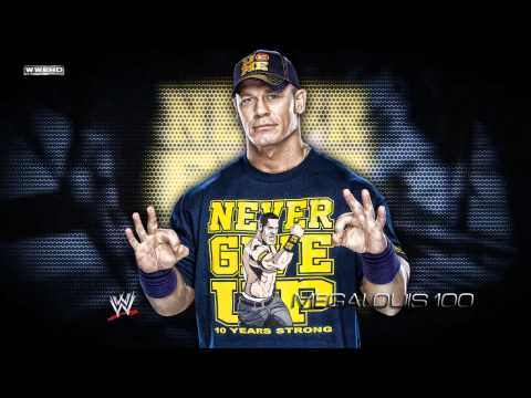John Cena 6th WWE Theme Song - ''The Time is Now'' With Download Link