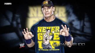 "Theme information: title: ''the time is now"" artist: john cena & tha trademarc album: wwe: the now (john cena) - single genres: soundtrack, music, hi..."