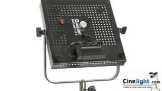CINELIGHT LED Panel 1x1 5600K - Spot (video led light)(Cinelight LED panel 1x1 - 5600K spot version. Professional led light for video and film. Available on http://www.cinelightshop.com/led-lights/on-stand/ Key ..., 2010-10-02T20:35:03.000Z)