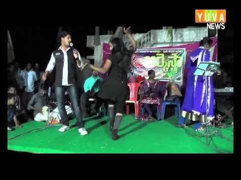 Latest Telugu Recording Dance Videos - Simhamanti Chinnode Song