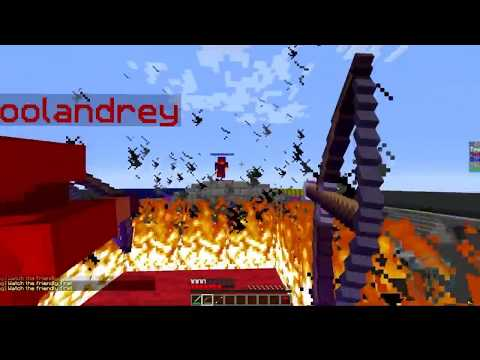 Minecraft Minigame Madness Montage Part 1