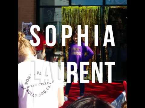 Sophia Laurent Children's Boutique Runway Show