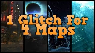 black ops 3 glitches   1 glitch for 4 maps soe the giant der eisendrache zns