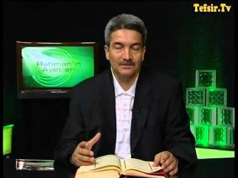 zuhruf  Suresi Kuran Tefsiri  36-45  Ayetlerler  Prof.Dr. Şadi Eren