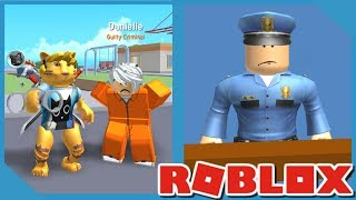 New Jailbreak Simulator! - Roblox Crime Stopping Simulator