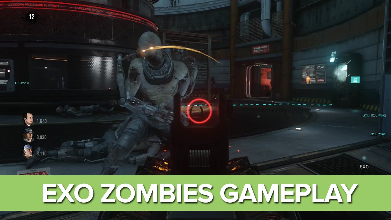 How To Get Exo Zombies On Advanced Warfare Ps3
