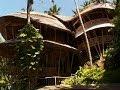 The bamboo homes of Bali