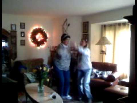 Mom And Daughter Dance ( Mom And Grandma)