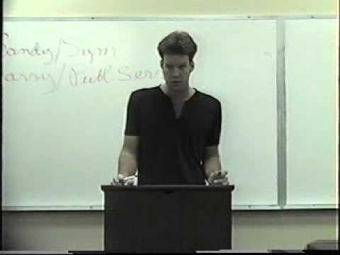 Anti-Death Penalty Speech