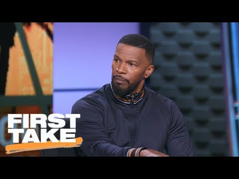 Jamie Foxx: Culture of Warriors gives them edge in NBA   First Take   ESPN
