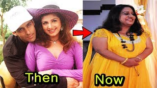 OMG !!!  Actress Rambha Shocking Transformation   Then & Now | 2017