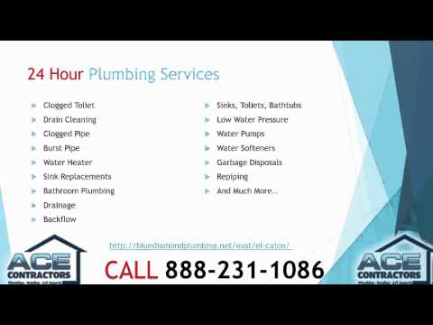 Thumbnail for Find the best Plumber in El Cajon, CA