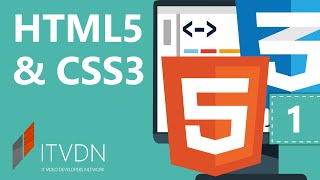 HTML5, CSS3. Урок 1. Обзор возможностей HTML5