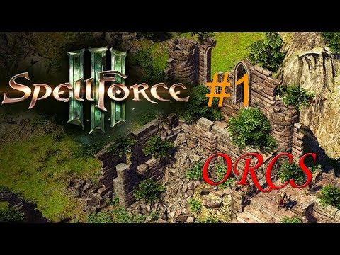 SpellForce 3 обзор. Орки #1