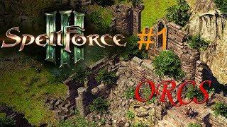 SpellForce 3 обзор. Орки 1
