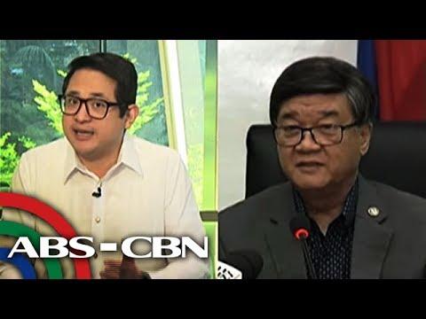 Bandila: Mga mambabatas, binuweltahan si Aguirre sa pagdawit sa kanila sa Marawi siege