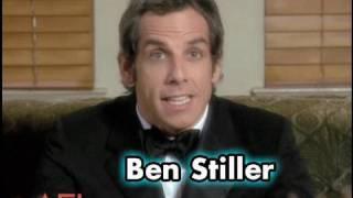 Ben Stiller Salutes Robert De Niro at the AFI Life Achievement Award