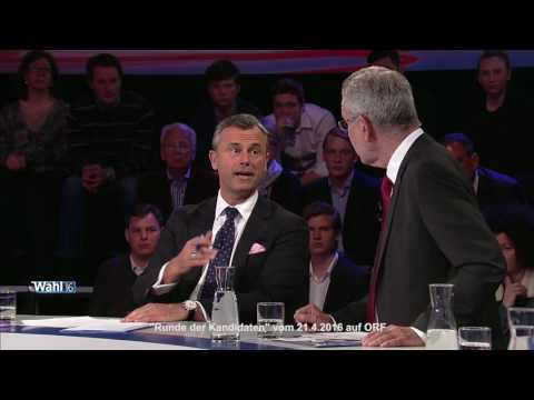 Norbert Hofer: Der Falschspieler (Rhetorik-Video 2/5)