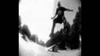 Yesorno Amon Tobin Skatepark Black & White
