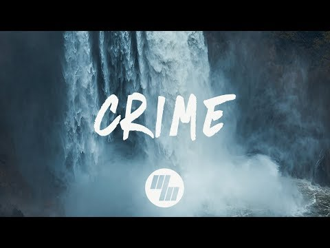 Grey - Crime (Lyrics / Lyric Video) Might Not x Kuur Remix, feat. SKOTT