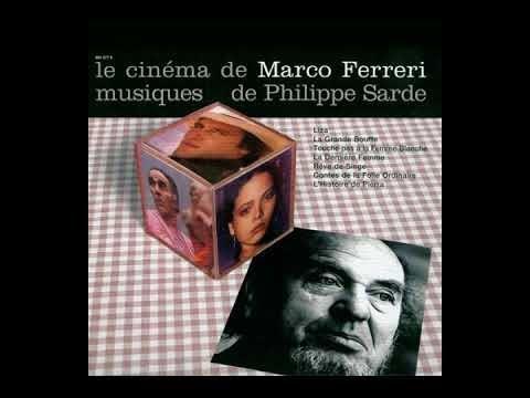 "Philippe Sarde - Ennemis intimes (musique du film ""Ennemis intimes"")"