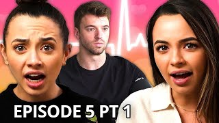 Download Our Boyfriends take a Lie Detector Test | Twin My Heart w/ The Merrell Twins Season 2 EP 5 Pt 1 Mp3 and Videos
