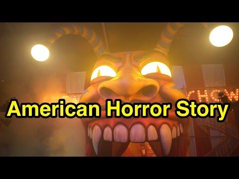 American Horror Story - Halloween Horror Nights 2016 Universal Studios