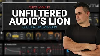 A first look at Unfiltered Audio Lion