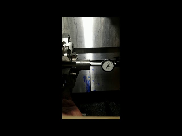 Proper Bore Alignment Before Precision Chamber