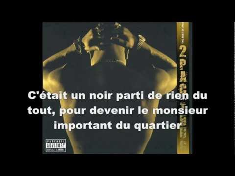 Traduction I Ain't Mad At Cha Tupac 2Pac Français