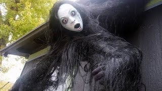 Halloween Pranks Compilation 2014 - BEST PRANKS OF ALL TIME - Scary Pranks Gone Wrong Almost Died