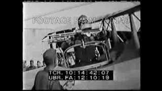 WWI Activities of Aero Squadrons 250149-01 | Footage Farm