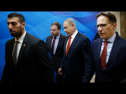Netanyahu Faces Possibility of Corruption Charges (1/2)