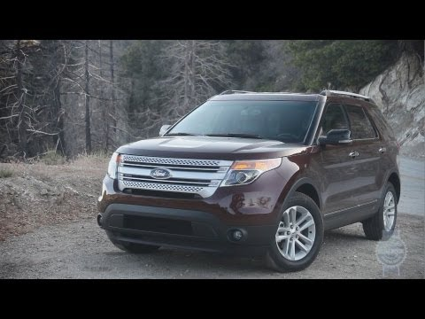 2012 Ford Explorer Review Kelley Blue Book Youtube