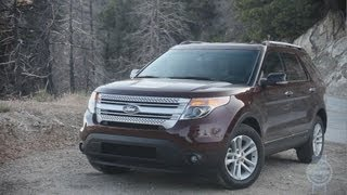 2015 Ford Explorer Review - Kelley Blue Book
