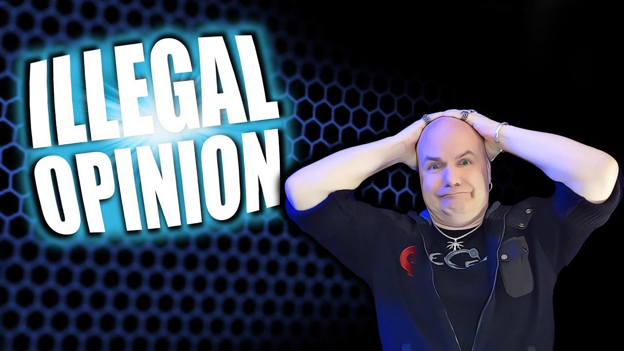 ILLEGAL OPINION 🐟 Piranha Becken TV