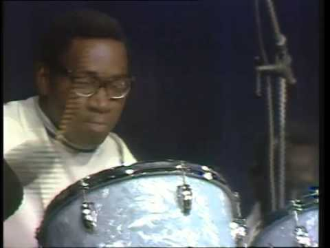 Rufus 'Speedy' Jones Drum Solo 1969 with Duke Ellington