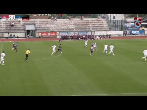 NK Triglav Kranj - Trabzonspor hazırlık maçı