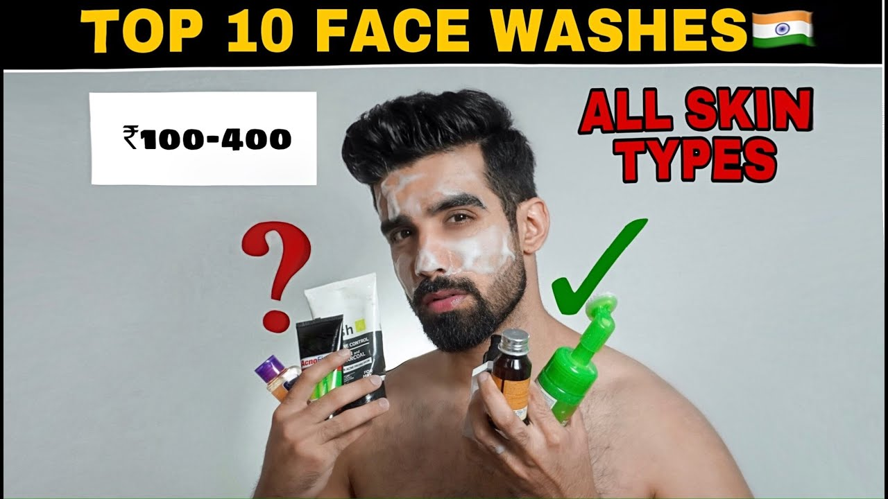The 11 Best Face Washes for Men of Every Skin Type